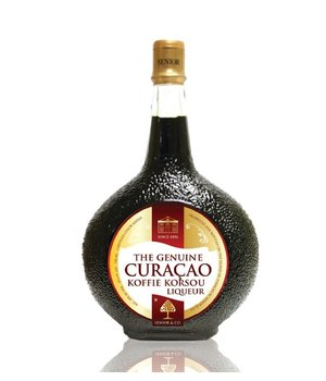 Curacao Liqueur Coffee 50ml