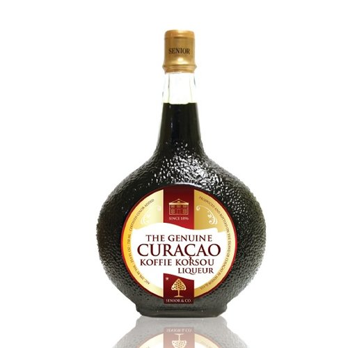 Curacao Liqueur Curacao Liqueur Coffee 750ml