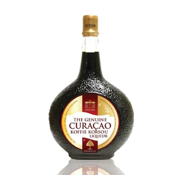 Curacao Liqueur Coffee 750ml