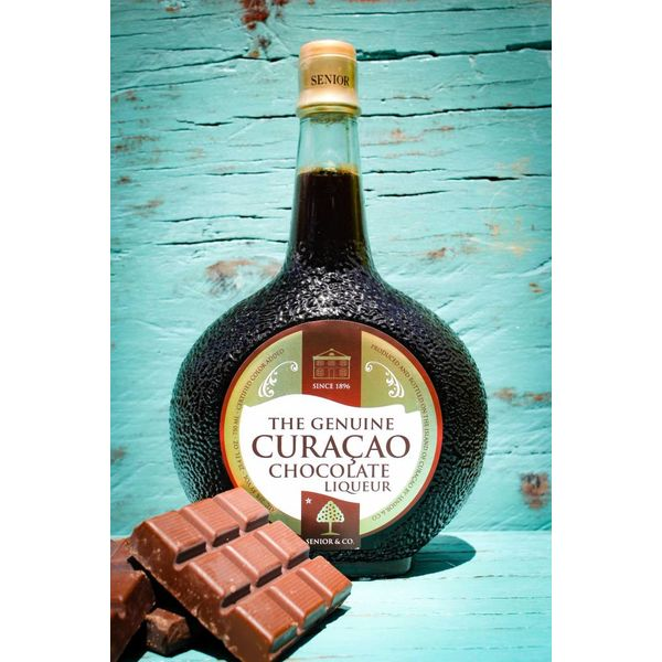 Curacao Liqueur Choco 50ml