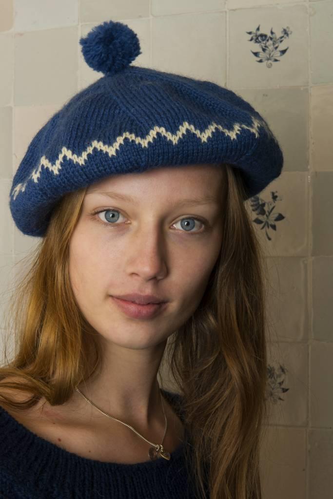 Fishersman's hat Moddergat, light blue