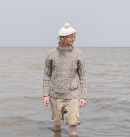 Fisherman's Jumper Waddenwool Moddergat