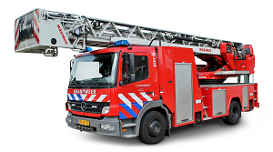 Autoladder brandweer