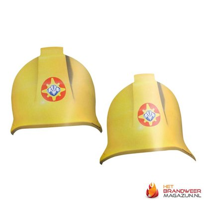 Brandweerman Sam Feesthoedjes 8st.