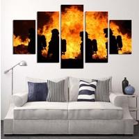 Canvas bosbrand
