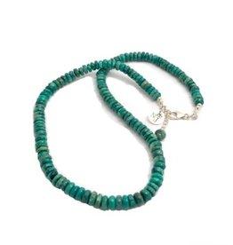 Necklace shattuckite