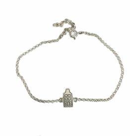 Cadeau idee Armband grachtenhuis