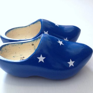 Children's clogs with stars