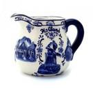 milk jug delft blue