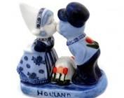 Delftsblauwe souvenirs