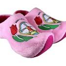 clog slipper dutch mill rose