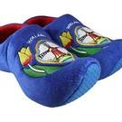 clog slipper dutch mill blue