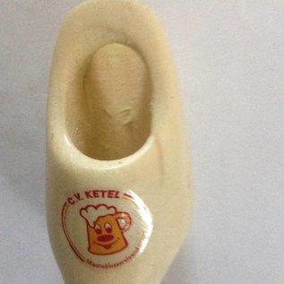 Krawatteclog 8 cm mit logo