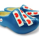 Fresian children wooden shoes