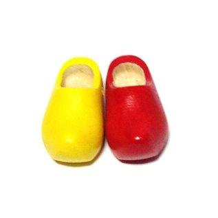 knutselklompen in kleur 14 cm
