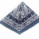 Krawatte Clog in Blau