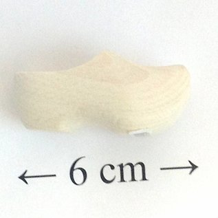 mini Handwerk Clogs 6 cm.