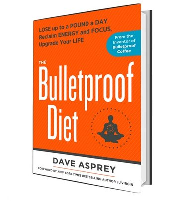 Buy Bulletproof Diet Book | Dave Asprey - LiveHelfi