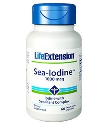 Life Extension Sea-Iodine jodium supplement