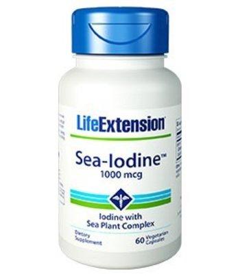 Life Extension Sea-Iodine supplement