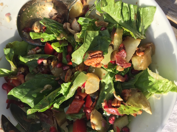 Bulletproof salade
