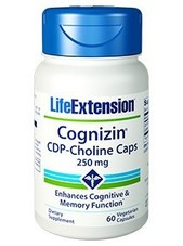 Life Extension Cognizin CDP Choline