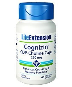 Life Extension Cognizin CDP Cholin