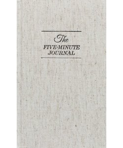 Intelligent Change The Five Minute Journal