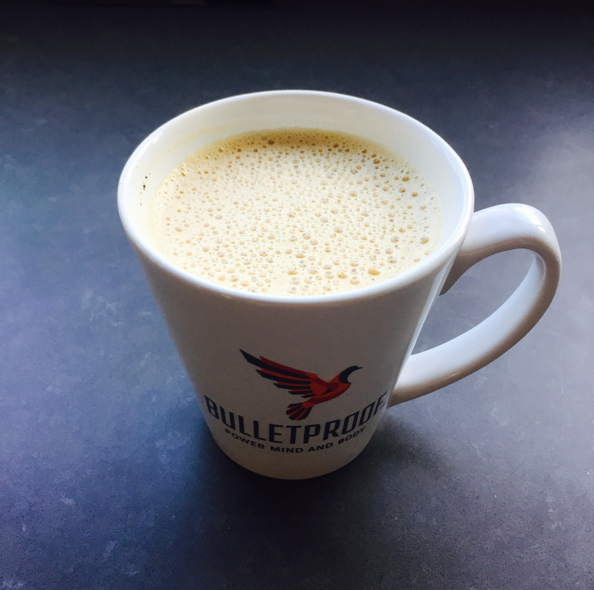 how to make bulletproof coffee without mct oil