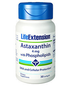 Life Extension Astaxanthin