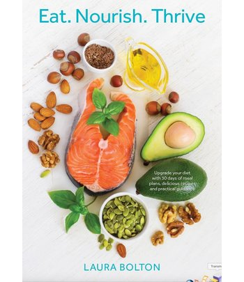 LiveHelfi e-Book Eat. Nourish. Thrive
