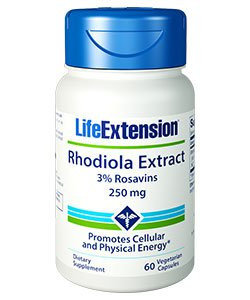 Life Extension Rhodiola Extrakt