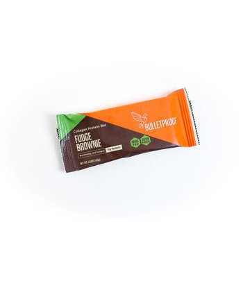Bulletproof Fudge Brownie Collagen Protein Bars