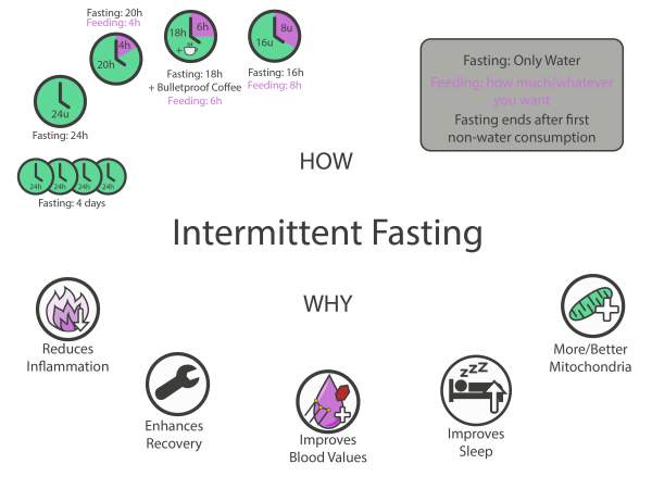 Intermittent fasting: How & Why
