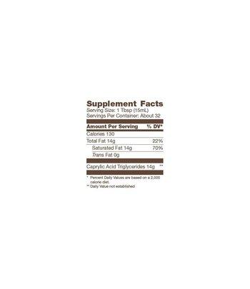 Bulletproof Brain Octane Öl 475 ml
