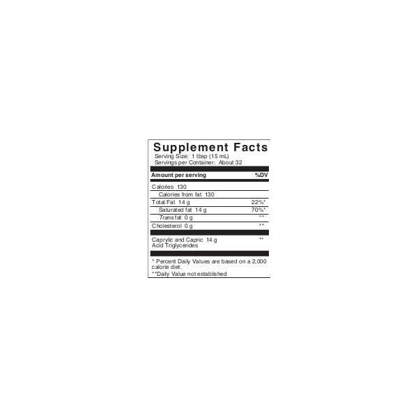 Bulletproof Xct Oil 950 Ml Livehelfi