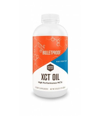 Bulletproof XCT™ Oil 475 ml (100% MCT Oil)