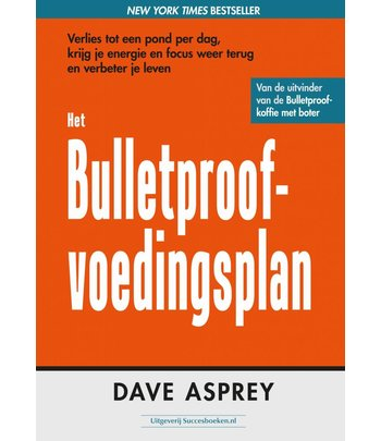 Bulletproof Voedingsplan