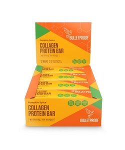 Bulletproof Protein Bars Pumpkin Spice