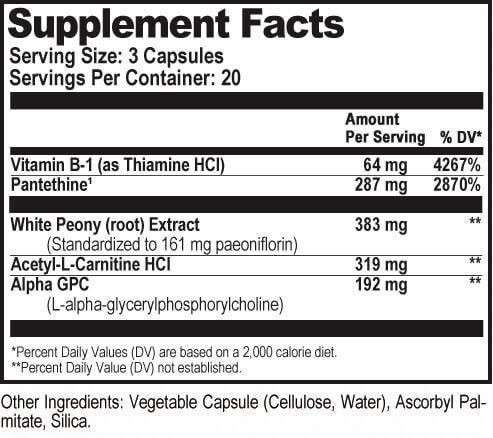 Natural Stacks Acetylcholin Brain Food kaufen? - LiveHelfi
