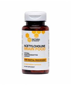 Natural Stacks Acetylcholine Brain Food