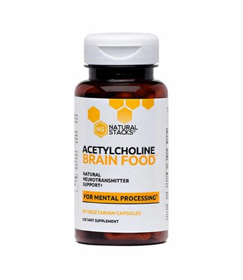Natural Stacks Acetylcholin Brain Food