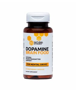 Natural Stacks Dopamine Brain Food