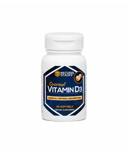 Natural Stacks Vitamine D3
