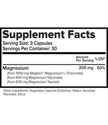 Natural Stacks MagTech Magnesium