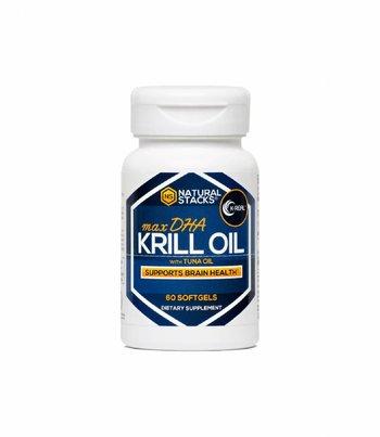 Natural Stacks Krill oil