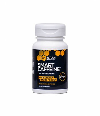 Natural Stacks Smart Caffeine