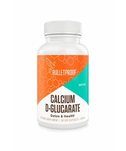 Bulletproof Calcium D-Glucaraat
