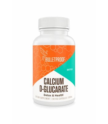 Bulletproof Calcium D-Glucarate