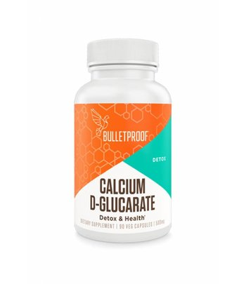 Bulletproof Calcium D-Glucarate